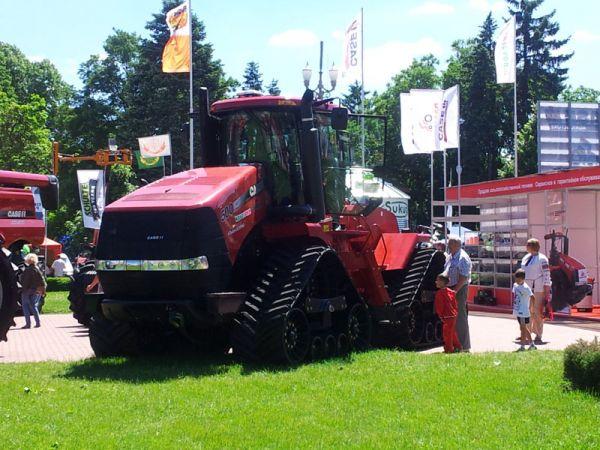 АГРО 2013, РКС, мониторинг сельхозработ, контроль топлива