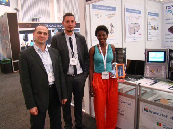 AfricaCom 2013;РКС GPS-мониторинг, контроль топлива
