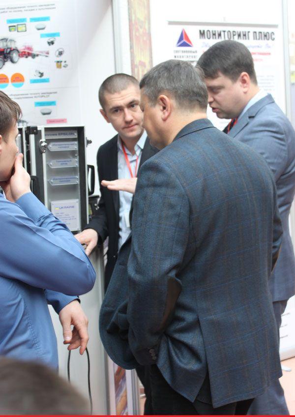 РКС на выставке AgriTek Astana 2013