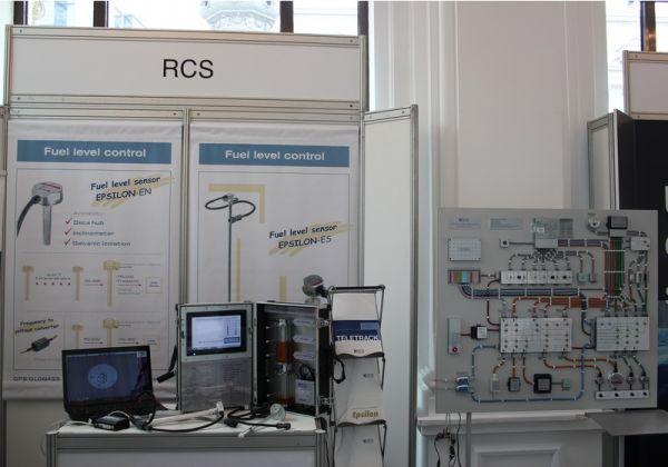 Telematics Conference SEEurope, GPS-мониторинг, датчик уровня топлива Epsilon