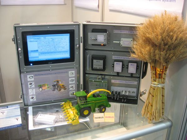 CeBit, РКС, GPS мониторинг транспорта, контроль топлива