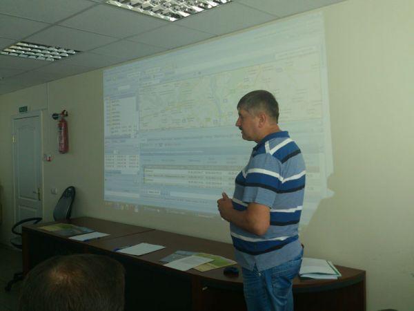 Семинар РКС, дилеры, GPS мониторинг