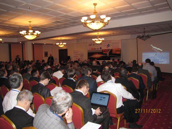 GPS, ГЛОНАСС, конференция, датчик топлива