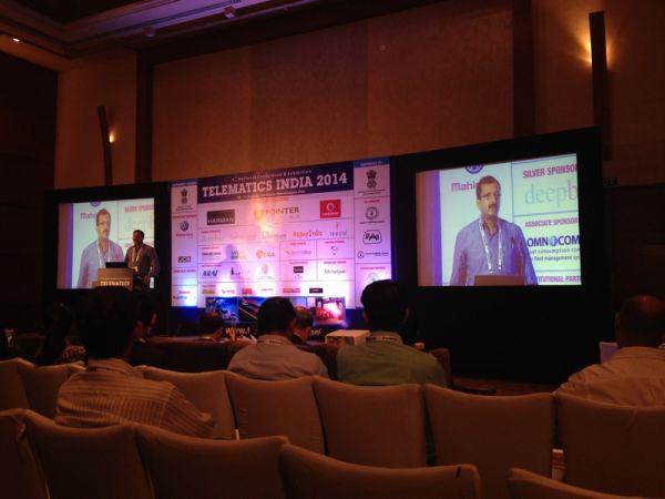 Telematics India 2014