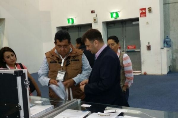Expo Seguridad Mexico; gps monitoring; fuel level control; fuel level sensor