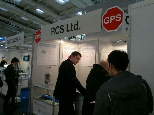 RCS на CeBIT-2011