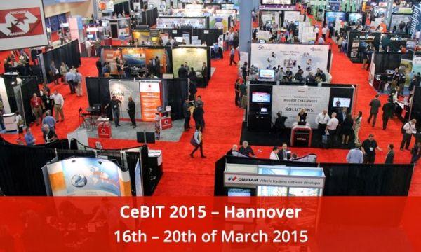CeBIT-2015, GPS-мониторинг, контроль топлива