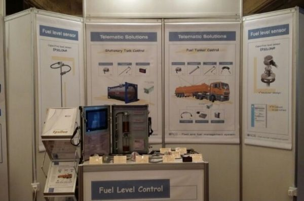 Telematics Conference Middle East & Africa, РКС, контроль топлива, топливоперевозчик, мониторинг транспорта