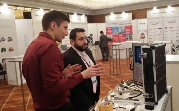 Telematics Conference Middle East & Africa, РКС, мониторинг транспорта, контроль топлива, топливоперевозчика