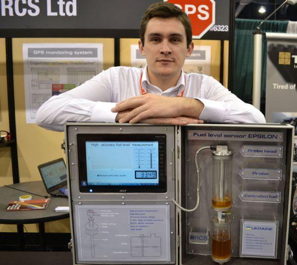 RCS на CES-2012 представляет датчик Epsilon